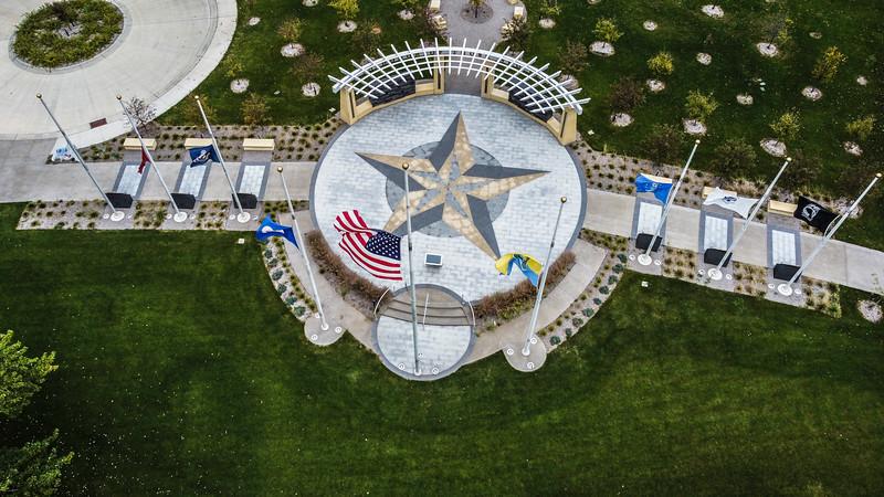 Veterans Memorial Park Chaska