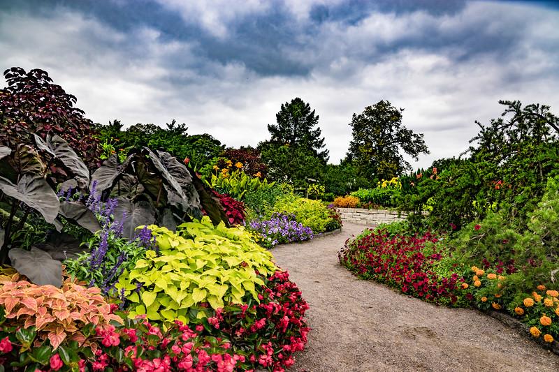 Arboretum in all its glory