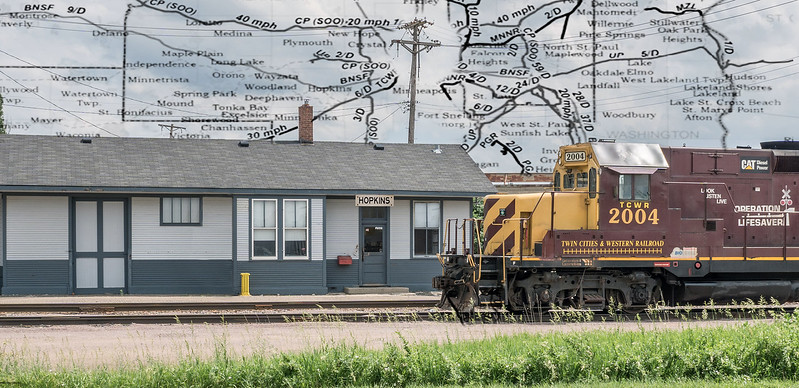 Twin Cities and Western Railroad