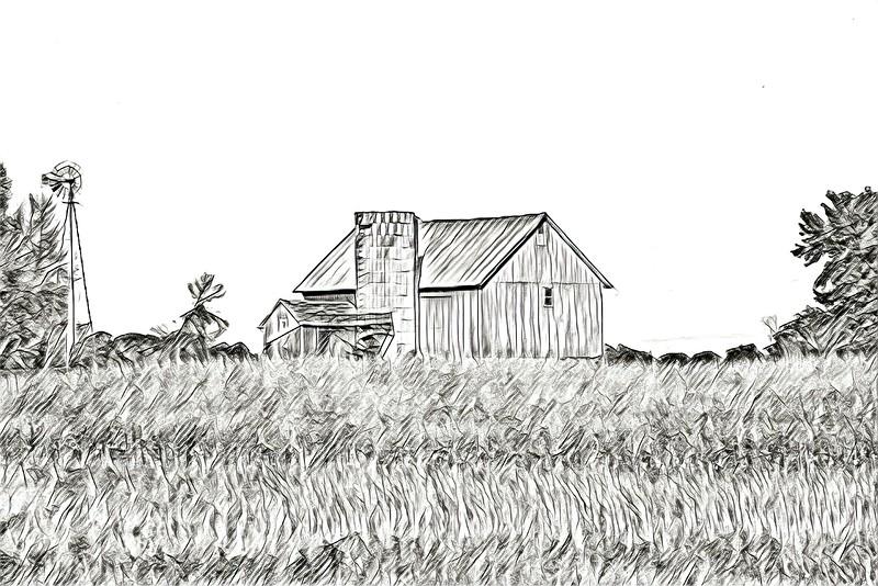 Pencil Barn