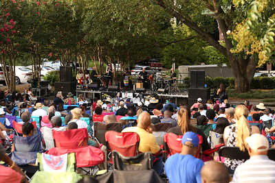 Norcross Jazz in the Alley 7/28/18