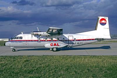 CAL - Compagnie Aérienne du Languedoc Nord 262A-37 F-BLHX (msn 20) ORY (Jacques Guillem). Image: 950815.