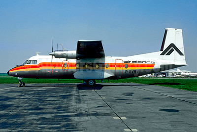 Air Alsace Nord 262A F-BVRV (msn 100) LBG (Christian Volpati). Image: 901263.