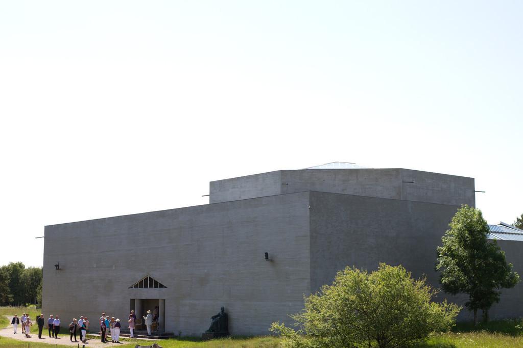 Tegners museum, Dronningmølle/Rusland. June 11 @ 14:20