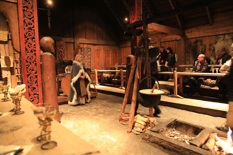Home of the Vikings.