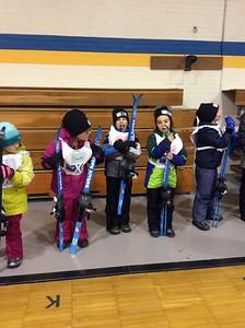 Vasa Ski Club's latest Youth Ski Program at Eastern Elementary(Bertha Vos)