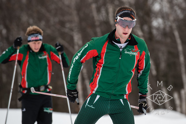 2016-02-20 NCAA Regional Nordic Championships Skate