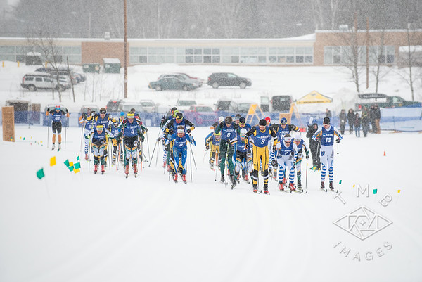 2016-02-21 NCAA Regional Nordic Championships Classic