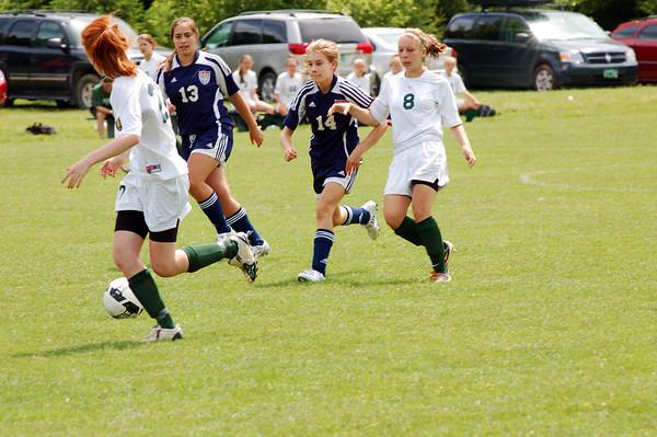 Nordic Soccer-Girls