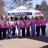 Nordic Walking Energizer Bunnies At Women's Winter Tour at Garland Resort