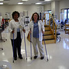 Nordic Walking Poles are helping physical therapists help patients with balance issues, MS, Parkinson's, Neuropathy, arthritis, scoliosis, osteoporosis, knee issues, hip issues, back issues, .....