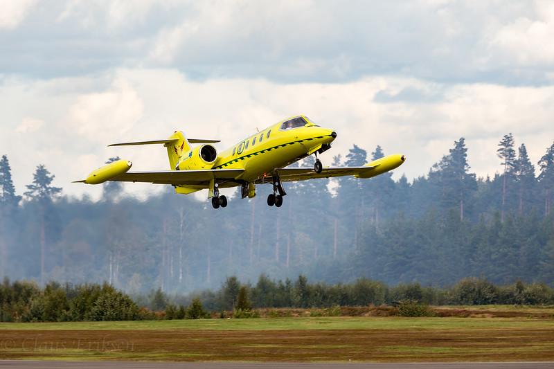 AirAmbulance takeoff