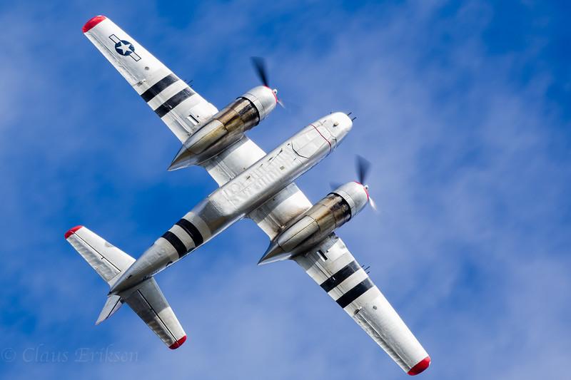 A-26 Invader - B version