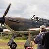 Hawker Hurricane size