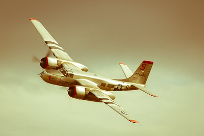 A-26 turning