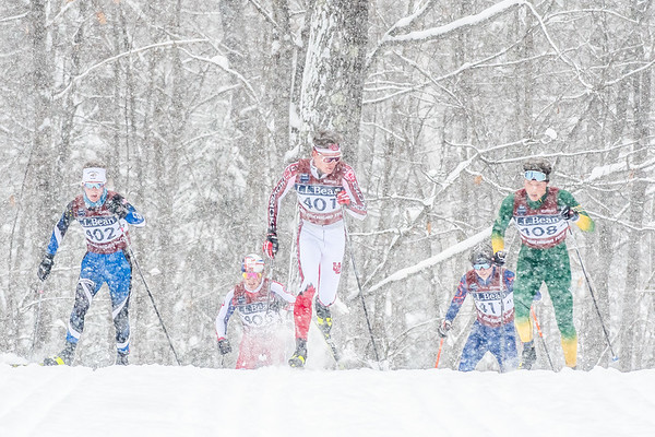 2020 - U.S. Nordic Nationals - 20k Classic - Junior Men