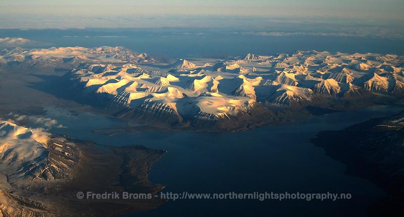 Svea and van Mijenfjord, Svalbard