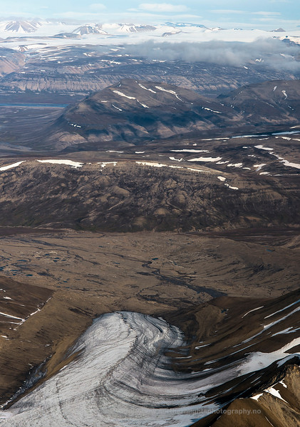 Tundra Valley Landscapes, Svalbard