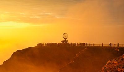 Βόρειο Ακρωτήριο. Ο βράχος του Β. Ακρωτηρίου