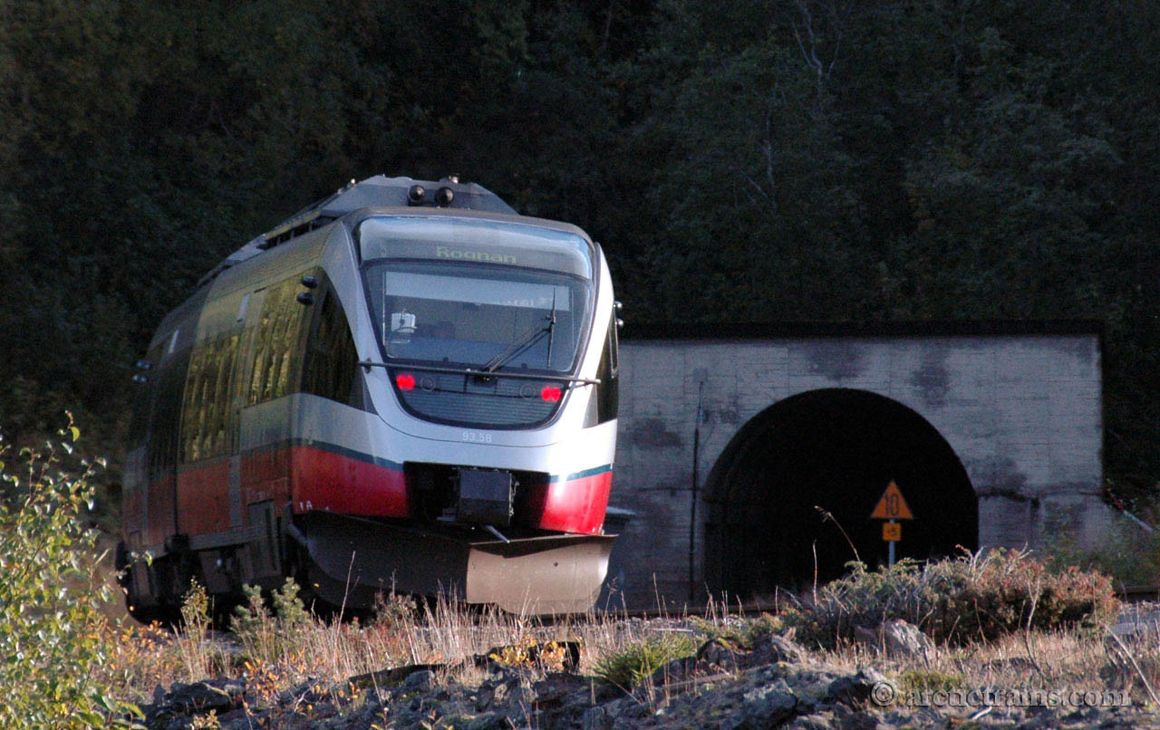 NSB Bm 93 Båtsvika  2007-09-20 by TS