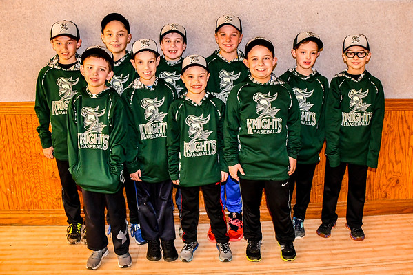 Nordonia 9U Knights Travel Baseball