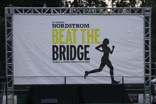 Nordstrom Beat the Bridge JDRF 2013