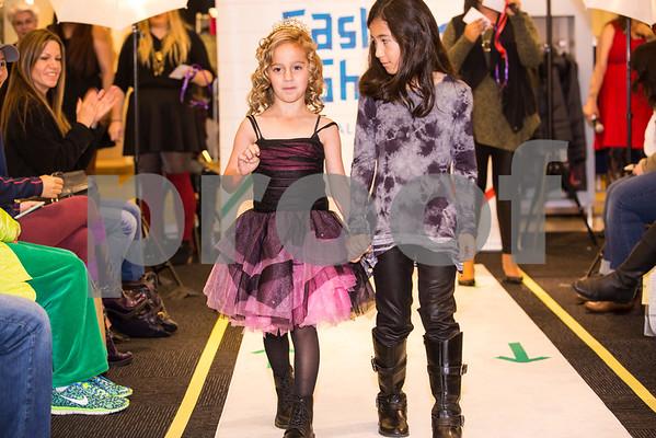 Nordstrom Kids Fashion Show Fall 2014