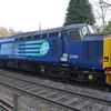 37425 at Brundall on rear of 2J83 Lowestoft - Norwich 16/3/17
