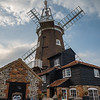 The Windmill hotel, Cley