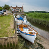 The Quay at Cley next the Sea