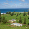 View over Norfolk Island