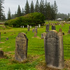 Cemetery on Norfolk Island
