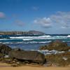 Phillip Island from Kingston, Norfolk Island