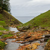 Stream forming the Cockpit waterfall, Norfolk Island