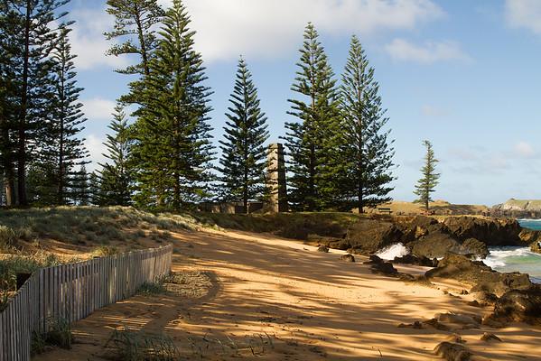 Salt House at Emily Bay, Norfolk Island