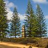 Beach on Norfolk Island