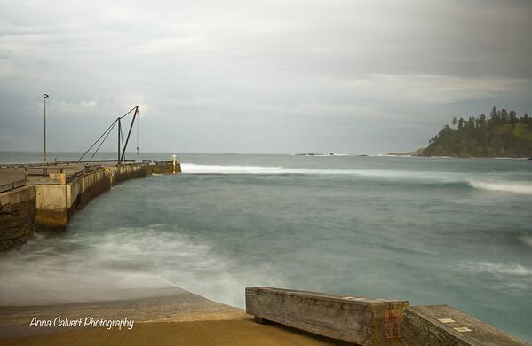 Kingston Pier, Norfolk Island