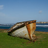 Old Lighter boat, Norfolk island
