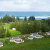 Colonial residences on Quality Row, Norfolk Island