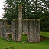 Ruins on Norfolk Island