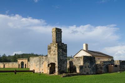 Ruins of Norfolk Island