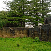 Part of the Arches ruins, Norfolk Island