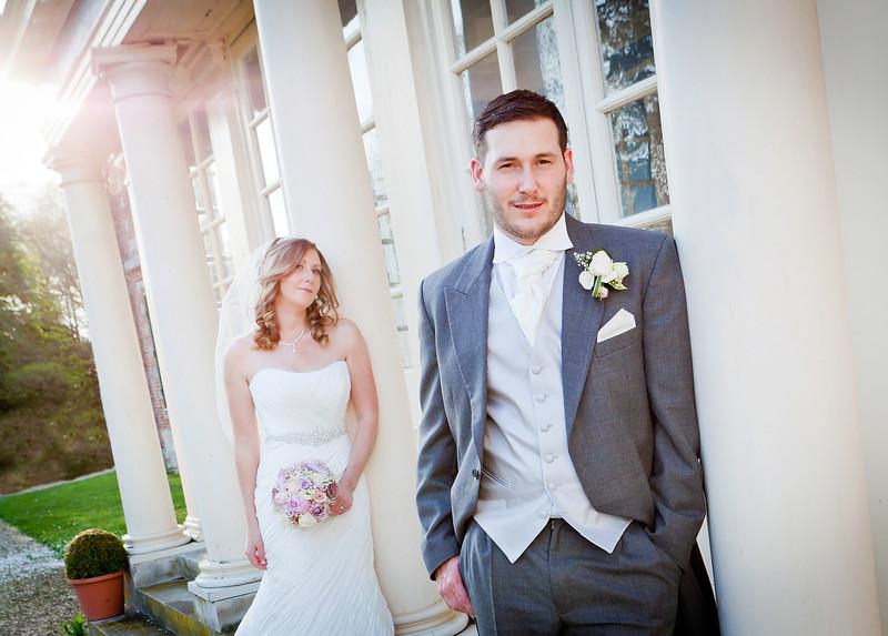 The Wedding of Joanne Slawson & Alwyn Short on 6th May 2012