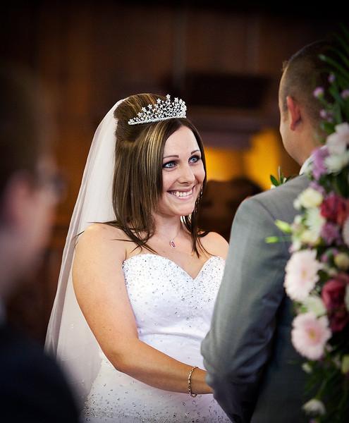 The Wedding of Laura Guyan & Richard Abraham 12th May 2012