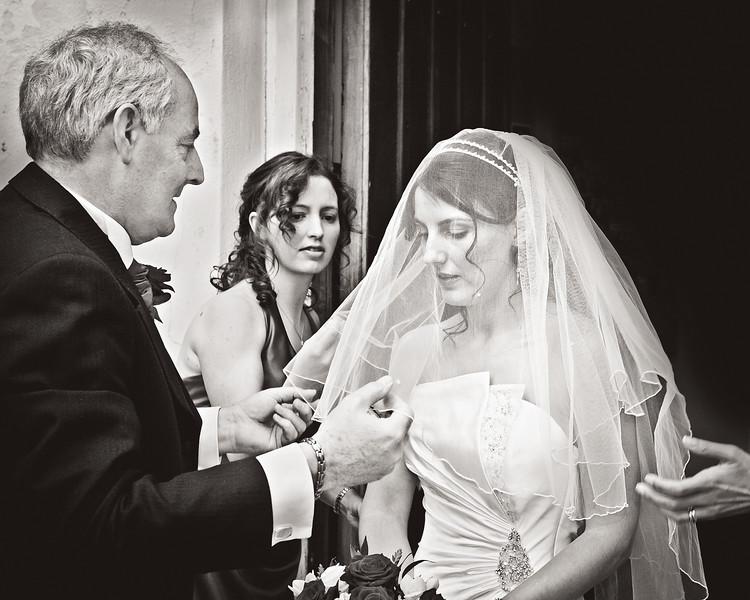 The Wedding of Sarah Field & Richard Dudley 26th November 2011