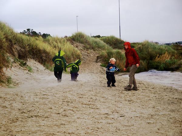 Blowing in the wind (Foto: Geir)