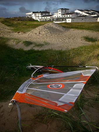 The wind took it (Foto: Geir)