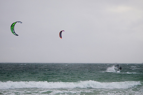 Kite surfing (Foto: Geir)