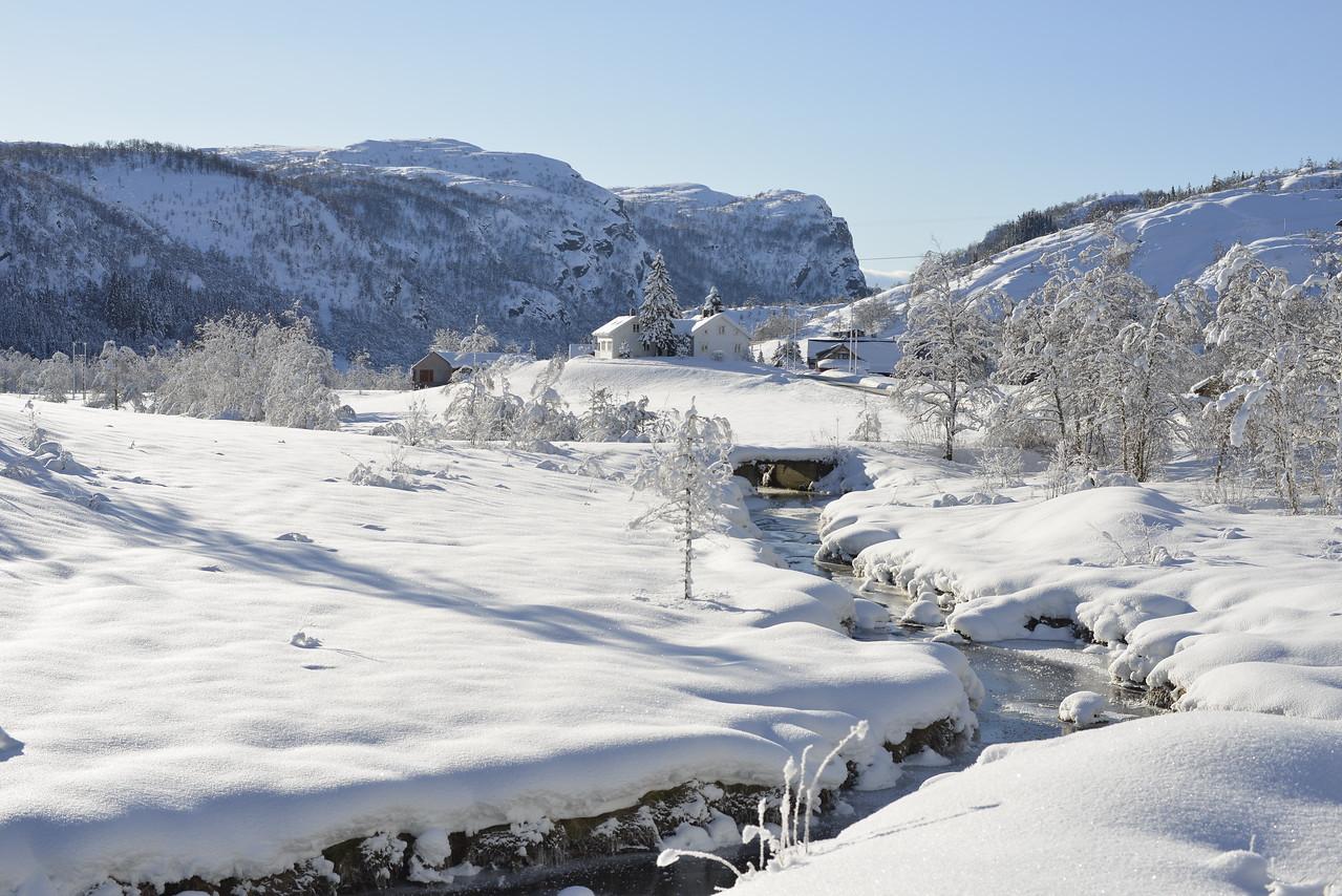 Gård nær Bjørnstad