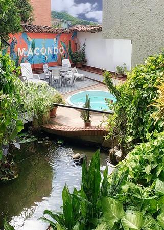 Hot Tub at Macondo Hostel
